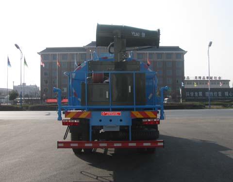 中洁牌XZL5163TDY5型多功能抑尘车