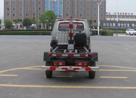 中洁牌XZL5030ZXX5型车厢可卸式垃圾车