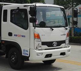中洁牌XZL5042TDY5型多功能抑尘车