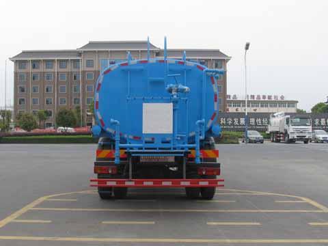 中洁牌XZL5183GSS5型洒水车