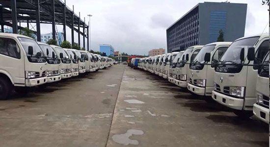 非洲的重汽出口市场正处于旺盛的阶段