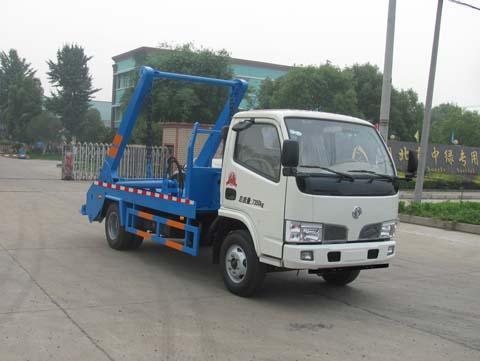 中洁牌XZL5072ZBS5型摆臂式垃圾车