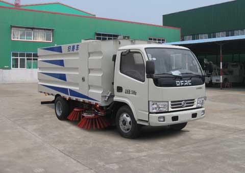 中洁牌XZL5070TSL5型扫路车