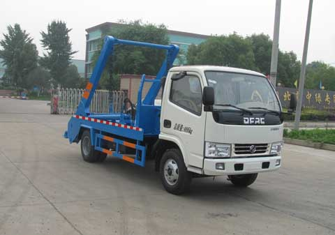 中洁牌XZL5040ZBS5型摆臂式垃圾车
