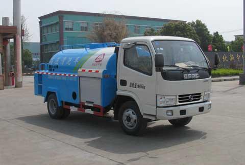 中洁牌XZL5040GQX5型清洗车