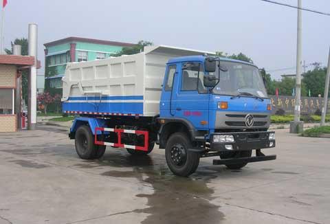 中洁牌XZL5168ZDJ5型压缩式对接垃圾车