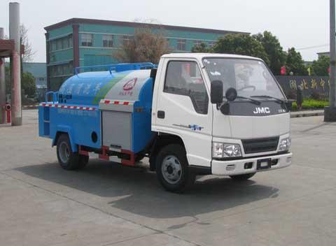 中洁牌XZL5041GQX5型清洗车