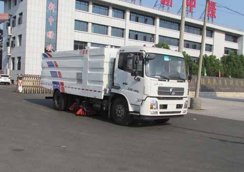 中洁牌XZL5165TSL5型扫路车