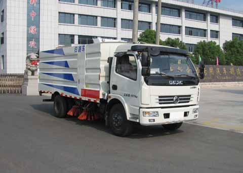 中洁牌XZL5080TSL5型扫路车