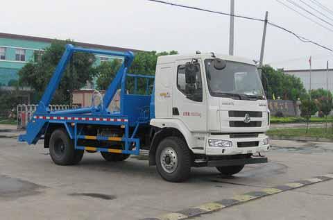 中洁牌XZL5183ZBS5型摆臂式垃圾车