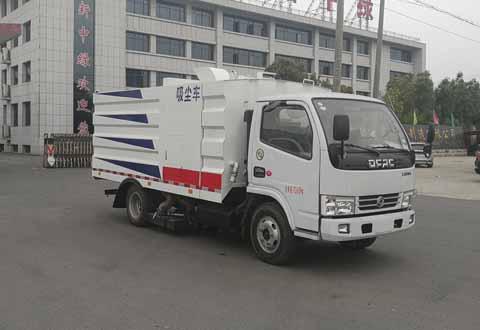 中洁牌XZL5070TXC5型吸尘车