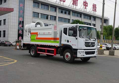 中洁牌XZL5180TDY5型多功能抑尘车